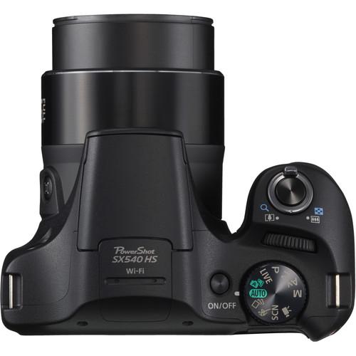 Licencioso para Canon PowerShot sx540hs sx540 HS