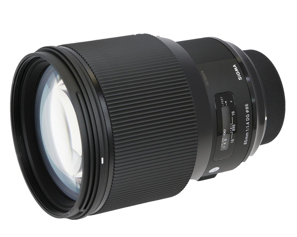 Sigma 85mm f/1.4 DG DN Art Lens Announced, Price $1,199